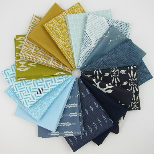 Design Star Finalist Gender Neutral Bundle curated by Jessica, @blueskycrafter