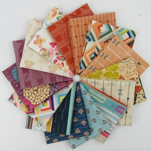 Fleet & Flourish Favorites Fat Quarter Bundle by Maureen Cracknell