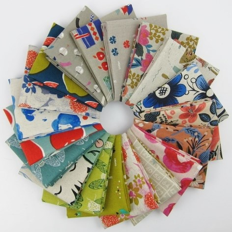 Cotton + Steel CANVAS Fat Quarter Bundle