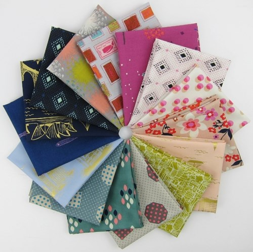 Cotton + Steel LAWN Fat Quarter Bundle