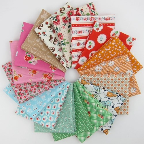 Modern 30's Remix Fat Quarter Bundle