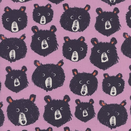 Teddy and the Bears in Lilac from Cozy