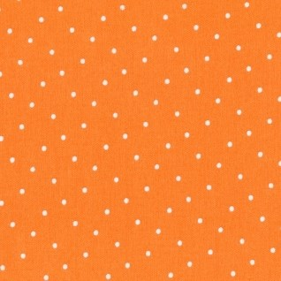 Polka Dot in Orange