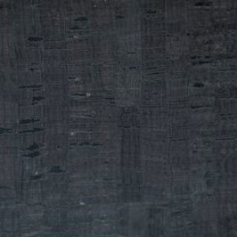 Cork Fabric in Black