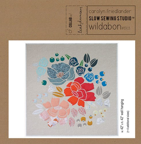 Wildabon Quilt Pattern Carolyn Friedlander