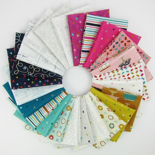Bake Shop on Main Street Fat Quarter Bundle