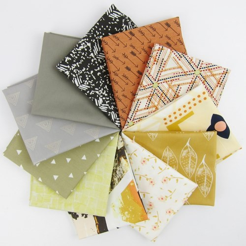 Art Gallery Remix Fat Quarter Bundle