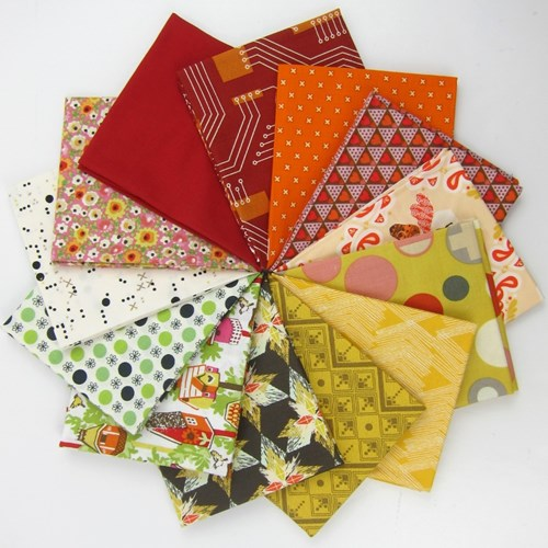 The Birds and The Bees Fat Quarter Bundle