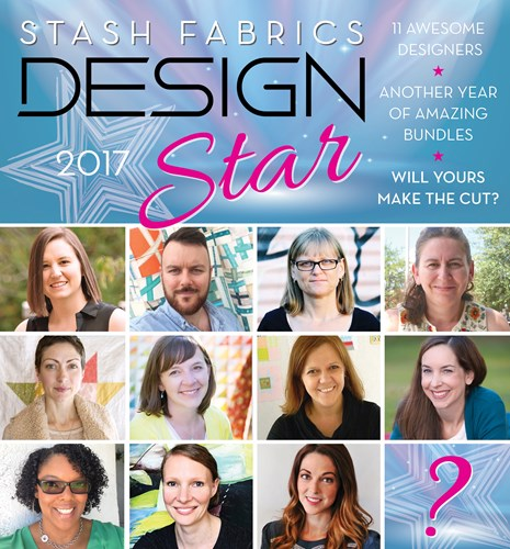 Fat Quarter Design Star Club 2017