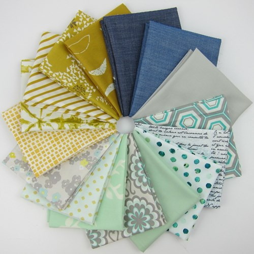 Fat Quarter Art Gallery Fabrics Remix Club with Mathew of Mister Domestic
