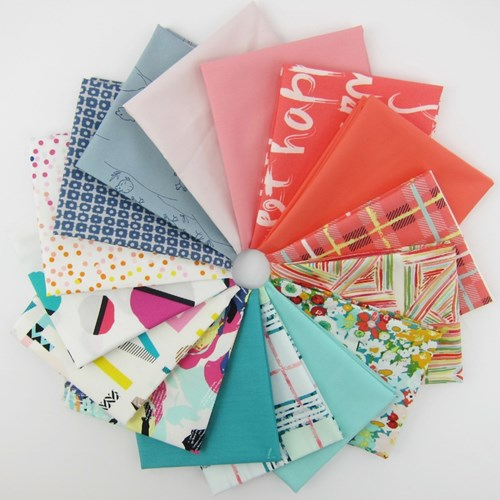 Design Star May 2017 Fat Quarter Bundle Curated by Mathew of @misterdomestic