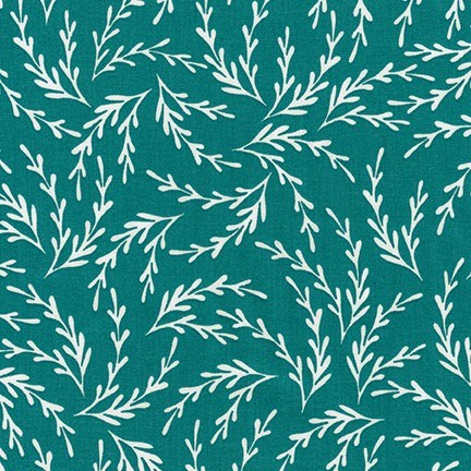 Seaweed in Teal