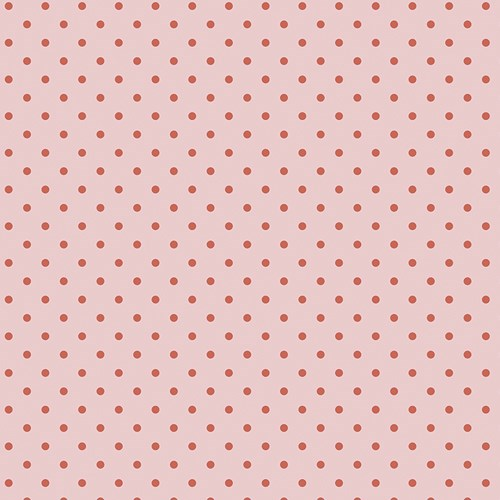 Petits Dots in Rose