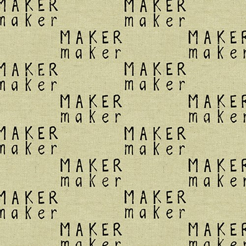 Mini Maker Maker in Dark CANVAS