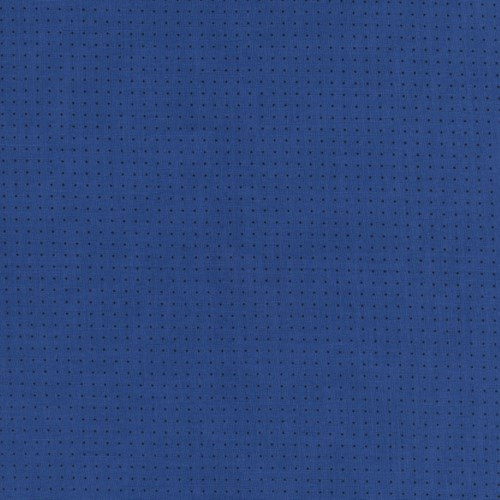 Pin Dots in Indigo RAYON LAWN