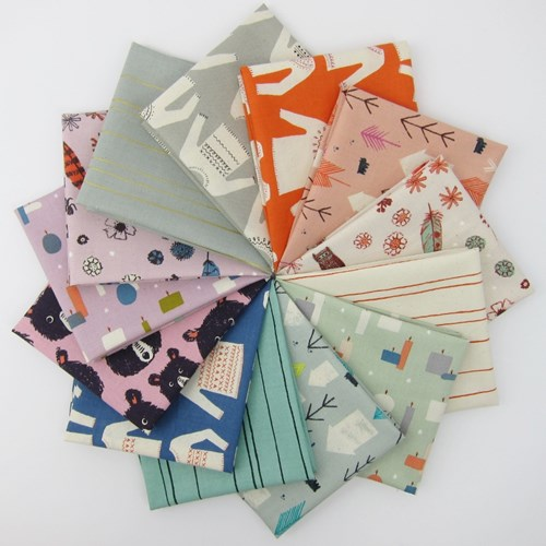 Cozy Favorites Fat Quarter Bundle
