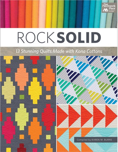 Rock Solid, Compiled by Karen M. Burns