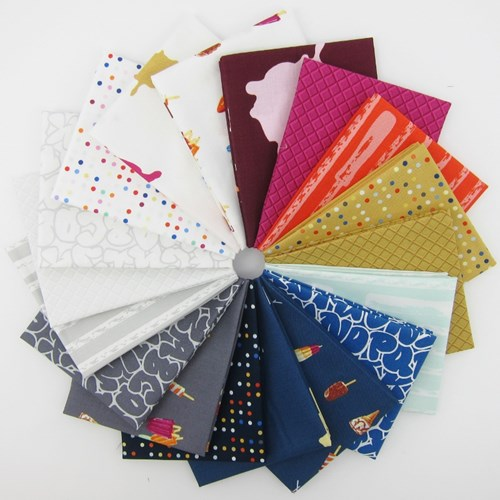 Double Dutch Fat Quarter Bundle by Latifah Saafir
