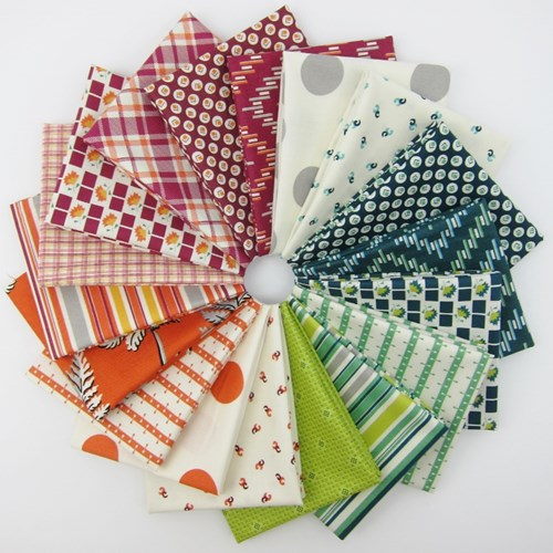 Franklin Favorites Fat Quarter Bundle by Denyse Schmidt