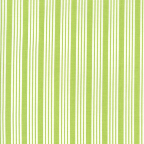 Striped in Green