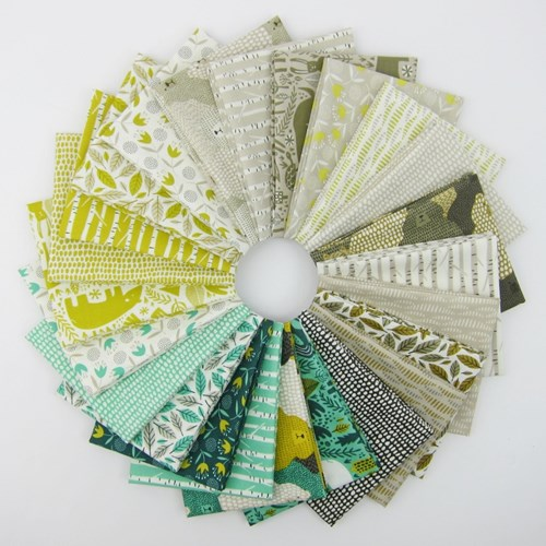Big Sky Fat Quarter Bundle by Annie Brady