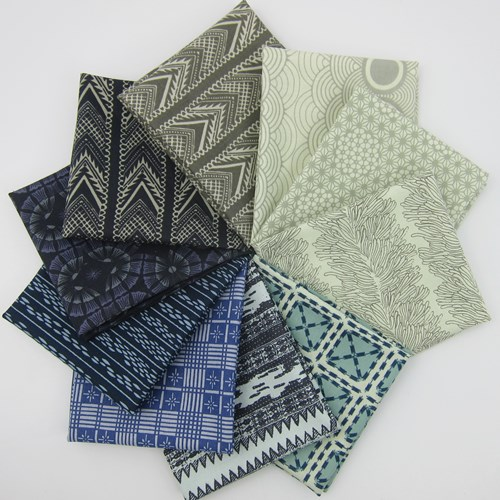 Parson Gray Favorites Fat Quarter Bundle