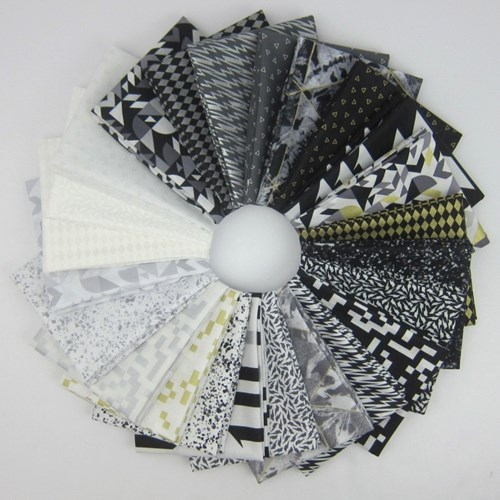 When Sparks Fly Fat Quarter Bundle