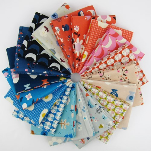Welsummer Fat Quarter Bundle