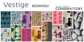 Conservatory Pathways Vestige Fat Quarter Bundle