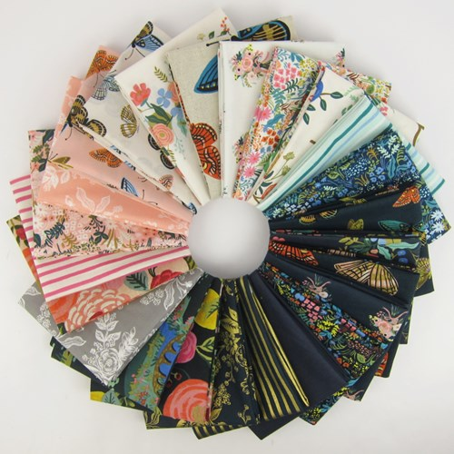 English Garden COMPLETE Fat Quarter Bundle by Rifle Paper Co.