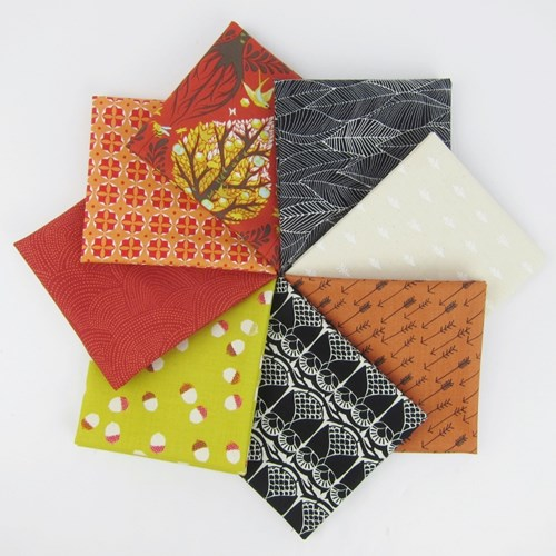 Autumn Spice Fat Quarter Bundle