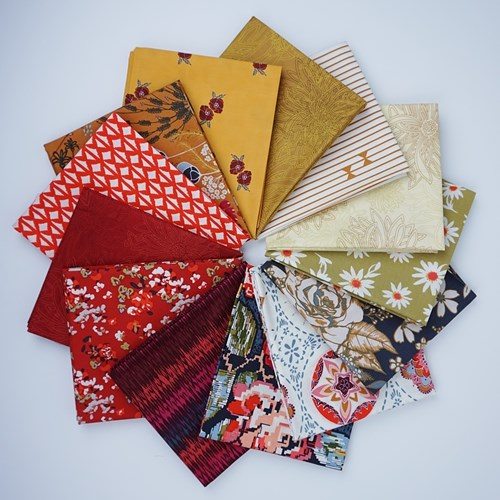 Trinkets Fusion Fat Quarter Bundle