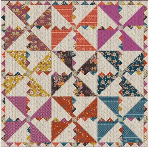 Autumn Winds Quilt Kit