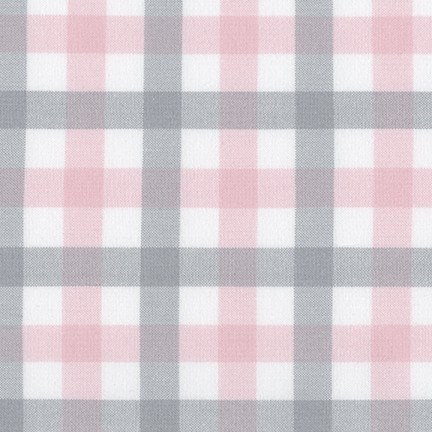 Brooklyn Plaid Flannel in Pink