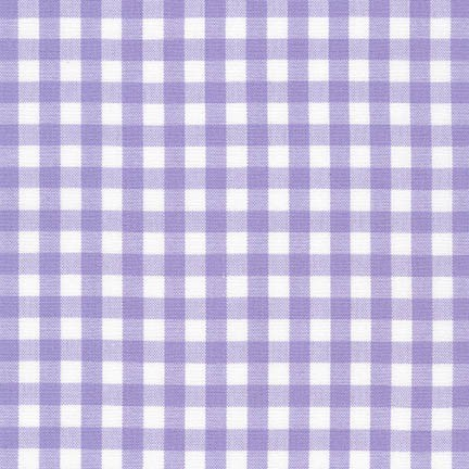 "Carolina Gingham 1/4"" - Lavender"