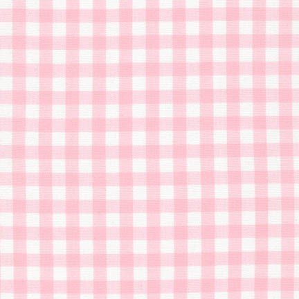 "Carolina Gingham 1/4"" in Petal"