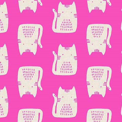Cats in Pink