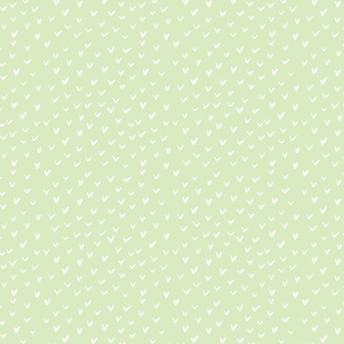 Checkmark in Pale Green