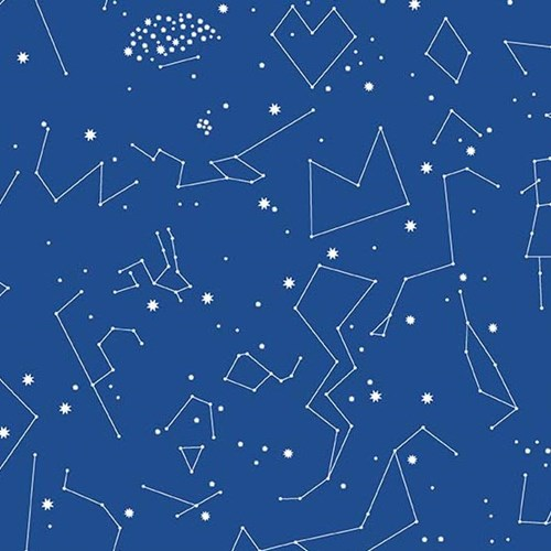 Constellations in Blue