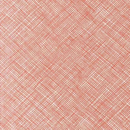 Crosshatch Wideback in Flame
