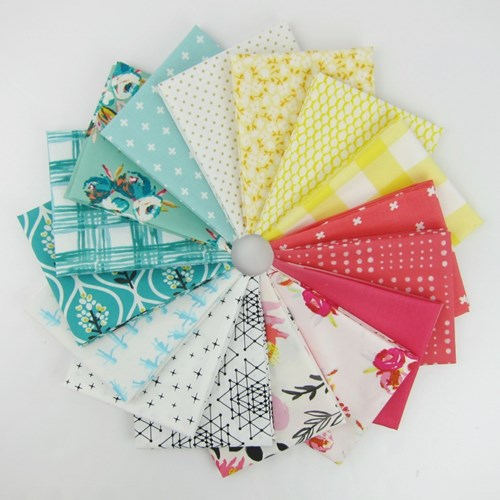 Design Star Fat Quarter Bundle Curated by Karen Diedrich