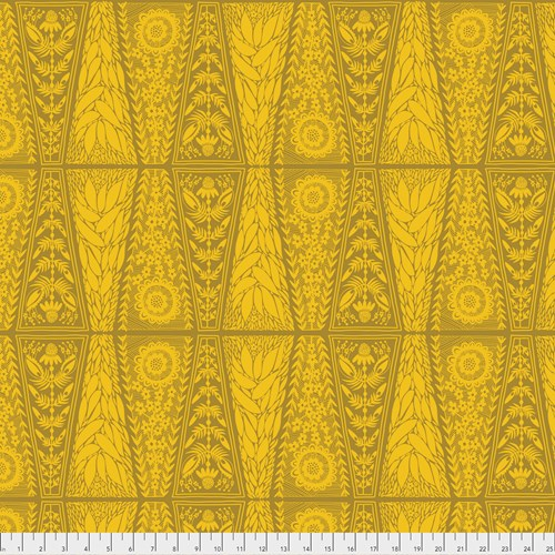 Dresden Lace in Saffron