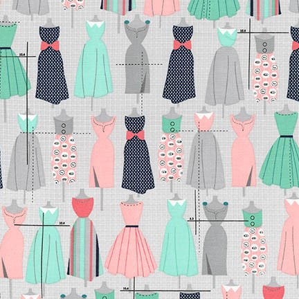 Dresses in Seafoam