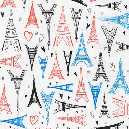 Eiffel Tower in Multi