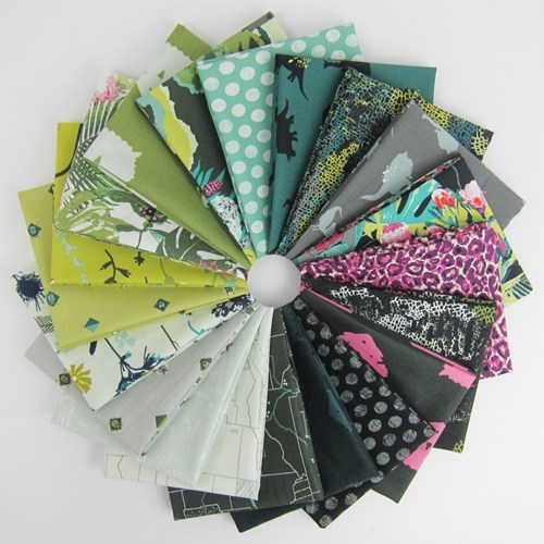 Esoterra Fat Quarter Bundle by Katarina Roccella
