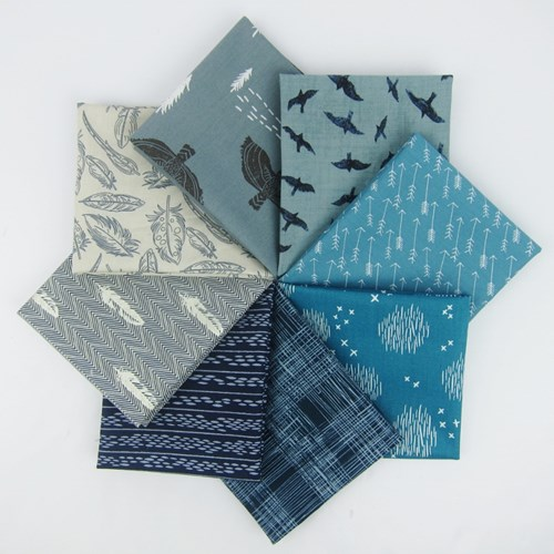 Flight Fat Quarter Bundle