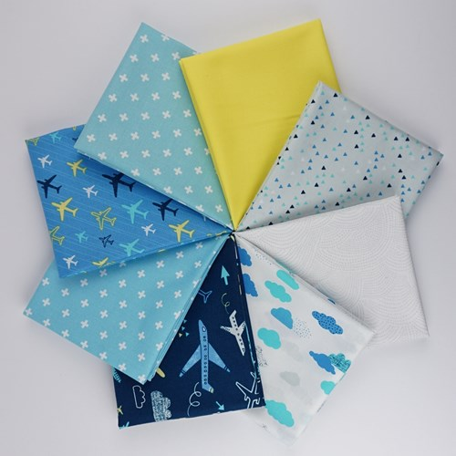 Flight Pattern Fat Quarter Bundle