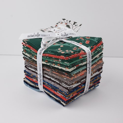 Forest Gifts Fat Quarter Bundle by Axelle Designs