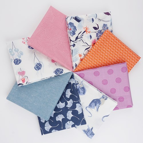 Ginkgo Fat Quarter Bundle