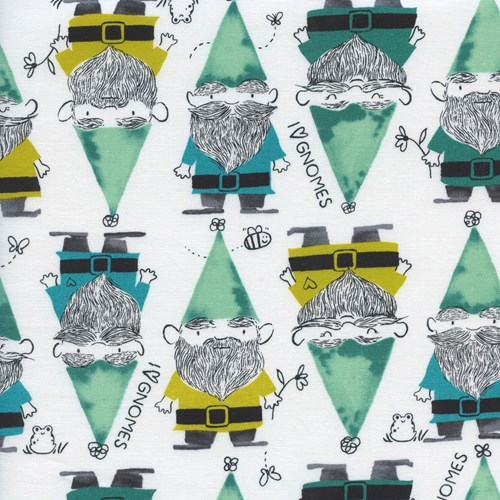 Gnomes in Green